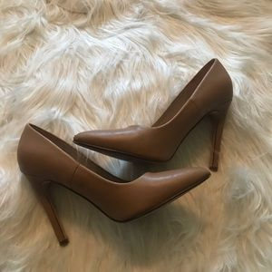 Nude Pointed Toe Lovely Heels! 💕